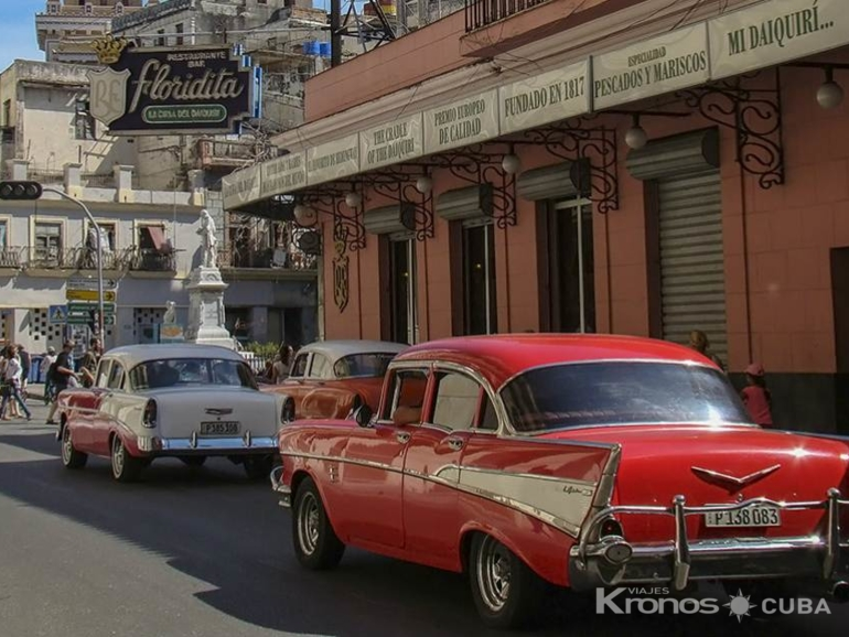"Ernest Hemingway's Route in Havana"" Private Tour in Classic Cars"