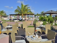 Gastronomic services at the pool